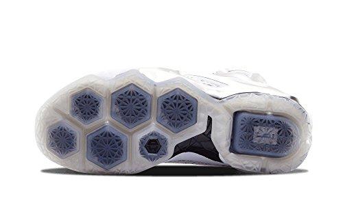 Lebron Weià PLATINUM PURE PIGALLE Elite Basketball SP 12 Schuhe WHITE 100 XII 806951 Pure Platinum 4rqx64