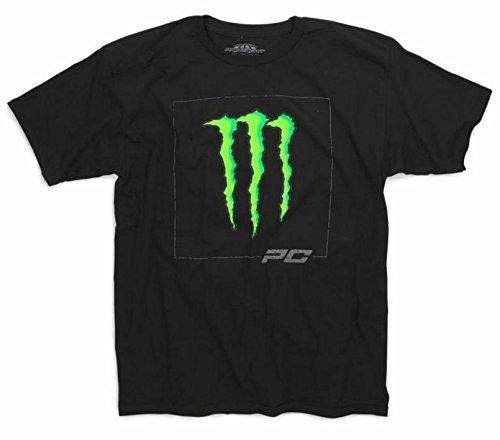 Pro Circuit 6411550-020 D-Squared T-Shirt (Black, Medium)