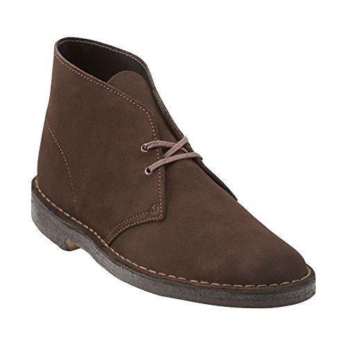 (Clarks Originals Men's Desert Boot,Brown Suede,10 M US)