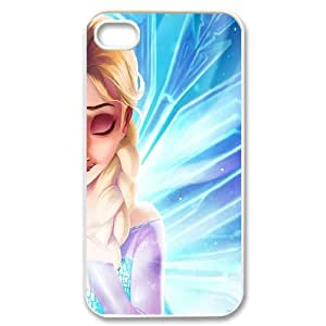 Disney's Frozen Anna & Elsa Iphone Case Fits For Iphone 4 4S case cover TPUKO-Q795718