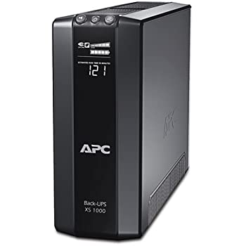 APC Back-UPS XS BX1000G 1000VA Tower UPS (Discontinued by Manufacturer)