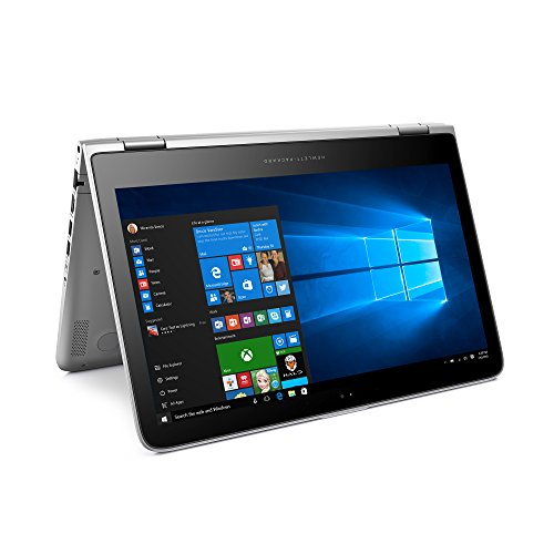 HP Pavilion 13-s128nr x360 13.3-Inch Full-HD 2-in-1 Laptop (Core i5, 8GB RAM,...