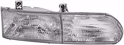 Forest River Reflection 2000-2002 RV Motorhome Right (Passenger) Replacement Front Headlight
