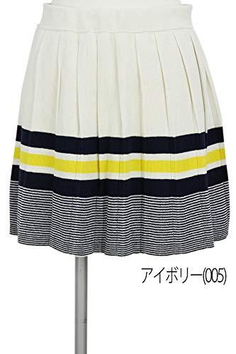 ロサーセン(ロサーセン) ウォッシャブルウールスカート 045-78842-005 (ホワイト/M/Lady's)