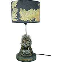 Game of Thrones Map Table Lamp