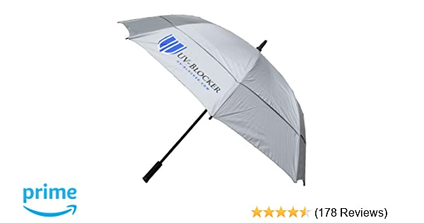 10810eff3de1 UV-Blocker UV Protection Golf Umbrella