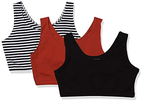 Fruit of the Loom Women's Built Up Tank Style