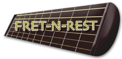 Shredneck Practice Guitar Neck - Fret-N-Rest - Combination Guitar Practice Neck & Keyboard Wrist Rest