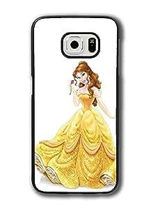 Samsung Galaxy S6 Funda Disney Princess Mirrorcute Cartoon Design Tough Hard Protector Cover For Boys