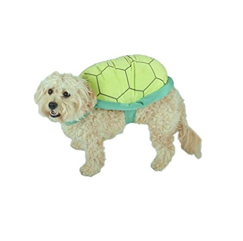 Turtle Rider Pet Costume Made for Target (Small/Medium Breeds) Dog (Pet Turtle Halloween Costume)