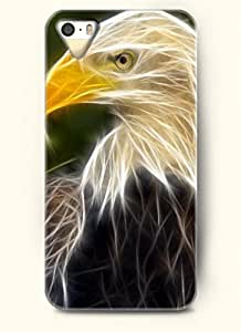 OOFIT Phone Case Design with Eagle for Apple iPhone 4 4s 4g