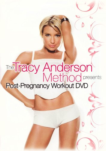 Tracy Anderson: Post-Pregnancy Workout