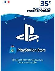 Carte PSN 35 EUR | Compte français | Code PSN à télécharger