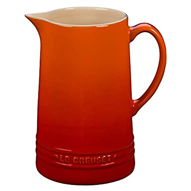 Le Creuset of America Pitcher, Flame