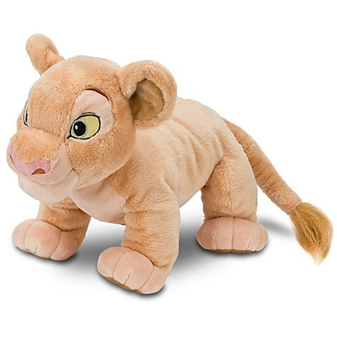 Disney The Lion King Nala Plush Toy -- 11''