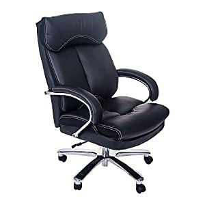Merax Deluxe Series Big And Thick Padded Heavy Duty Office Chair