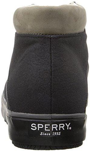Fashion Top Sneaker Alpine Striper Sider Black Men's Sperry avOXpqn