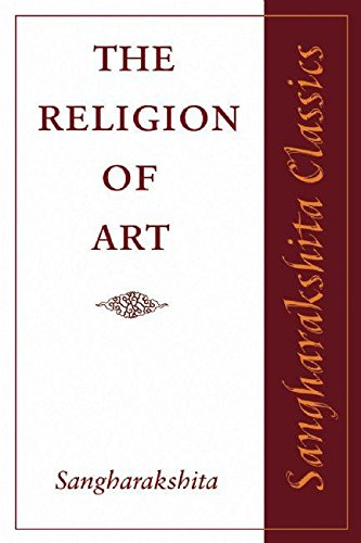 Download The Religion of Art (Sangharakshita Classics) ebook