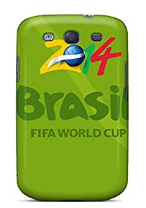 Awesome Design Fifa World Cup 2014 Group Stage Hard Case Cover For Galaxy S3