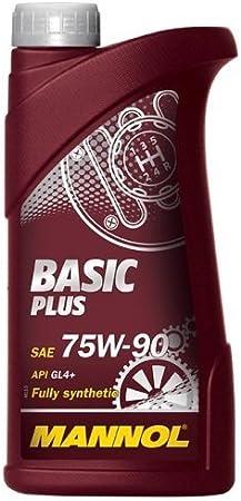 Mannol Basic Plus 75w 90 Api Gl 4 1 Liter Auto