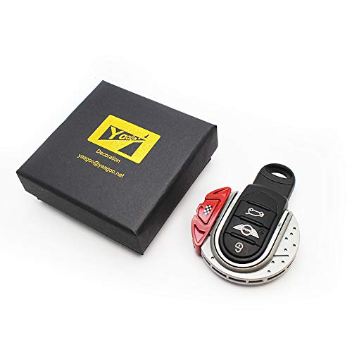 Amazon.com: YaaGoo - Funda para llave de coche Mini Cooper ...