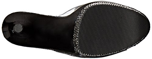 Rs Uk 39 801 blk Pleaser eu Flamingo Clr 6 3 pewter YH61qw0