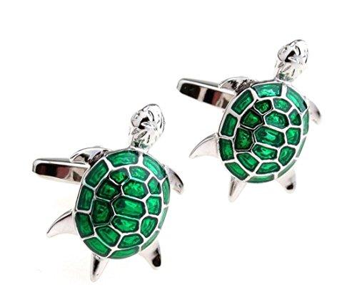 LBFEEL Novelty Cufflinks Jewelry Turtles product image