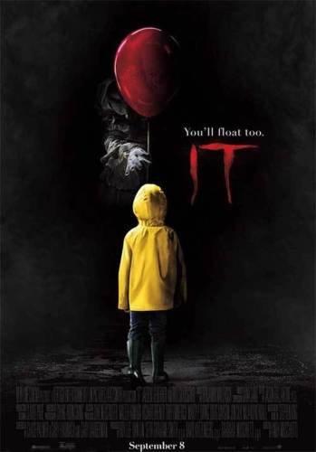 IT 2017 Original Authentic Movie Poster 27x40