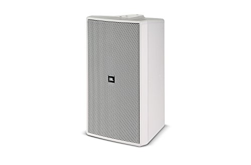 JBL Control 29AV-1-WH Premium Indoor/Outdoor Monitor Speaker, White, Single Unit (Jbl Control One Woofer)