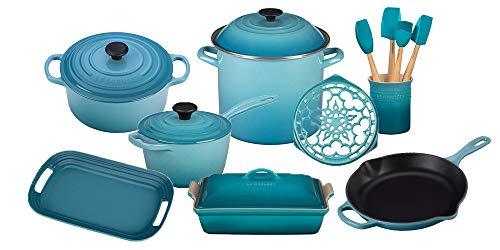 (Le Creuset 16-Piece Cook's Essentials Set)
