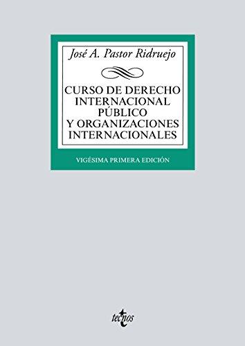 Download Curso De Derecho Internacional Público Y