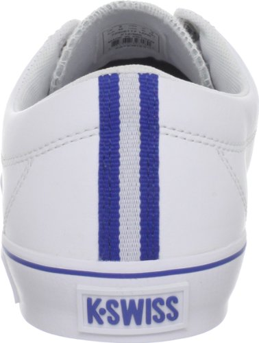 Men's White Trainer Fashion VNZ Blue Laguna Swiss Classic Clean K 5Hnf0PW