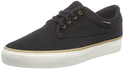 Monde Moonshine Chaussures De Sport Unisexe Noir Adulte (10046 / Blanc)
