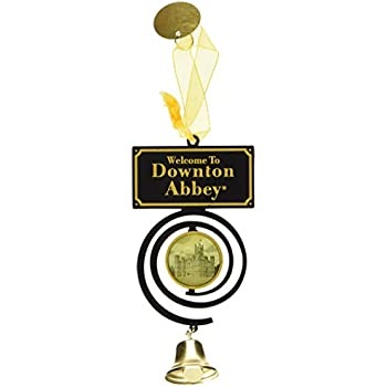 Amazon.com: Downton Abbey Castle Ornament, 3.5-Inch: Home & Kitchen