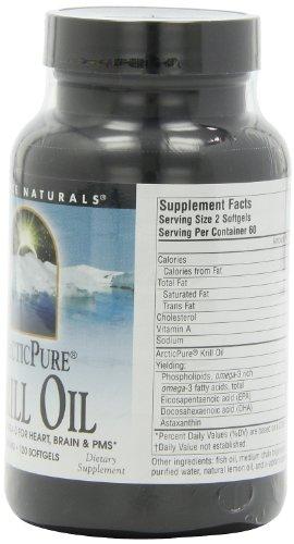 Source Krill Oil Premium PMS, Softgels