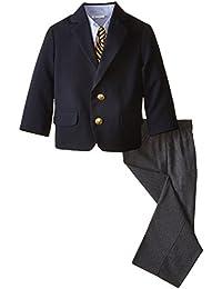 Boys' 4-Piece Formal Dresswear Suit Set