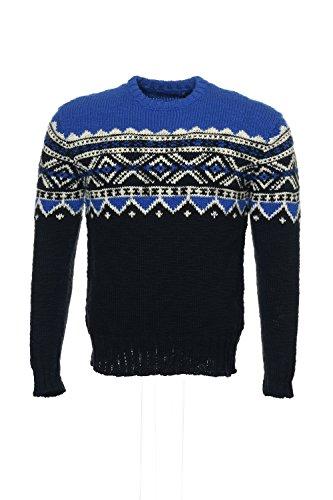 Polo Ralph Lauren Men's Nordic-Print Sweater Small Blue/Black/White by RALPH LAUREN (Image #1)