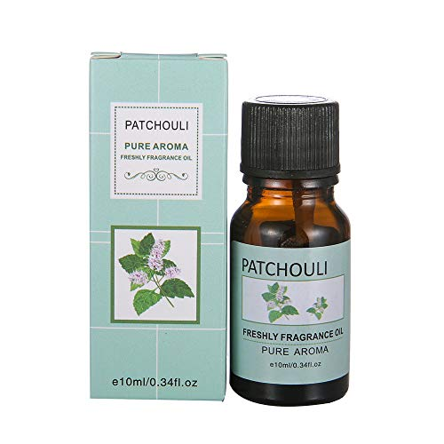 -  Orcbee  _10ml Essential Oils Pure Natural Aromatherapy Oils Choose Fragrance Aroma Flower (B)