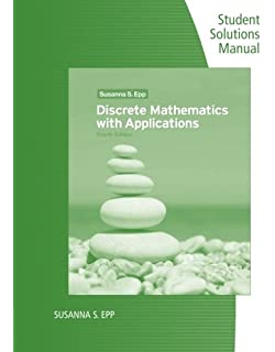 Discrete mathematics with applications susanna s epp discrete mathematics with applications student solutions manual fandeluxe Gallery