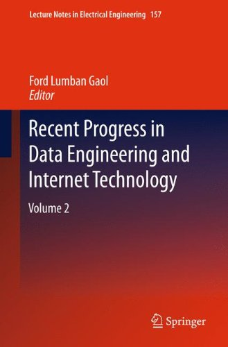 Recent Progress in Data Engineering and Internet Technology: Volume 2 (Lecture Notes in Electrical Engineering)