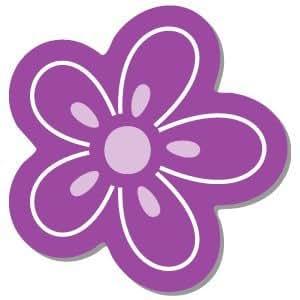 Dayco Zip'eCut Die - Cut 'n Curl Flower #1