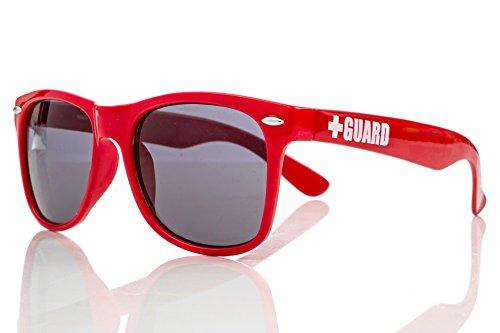 BLARIX Guard Sunglasses (Red)
