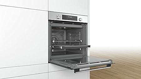 Bosch HBD672LS80 Cerámico Horno eléctrico sets de electrodoméstico de cocina - Sets de electrodomésticos de cocina (Cerámico, Vidrio y cerámica, Negro, ...