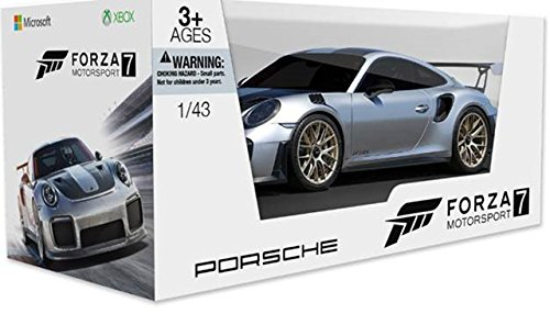 GameStop Exclusive Forza Motorsport 7 2018 Porsche 911 GT2 RS scale model (1:43) Porsche 911 Motor