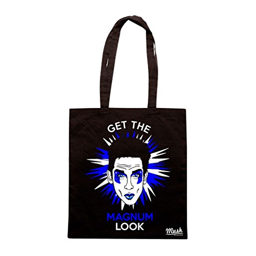 Borsa MAGNUM ZOOLANDER - Nera - FILM by Mush Dress Your Style