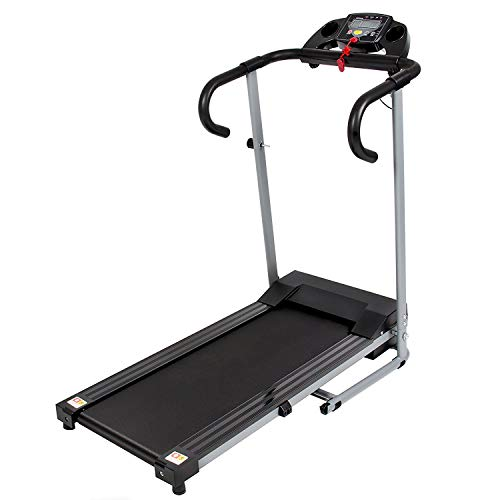 Mejor Elección Productos Negro 500W Portátil Plegable Eléctrico motorizado Cinta de Correr Running Máquina