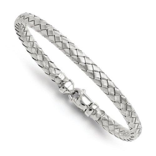 Icecarats Créatrice De Bijoux Leslies Sterling Bracelet D'Argent