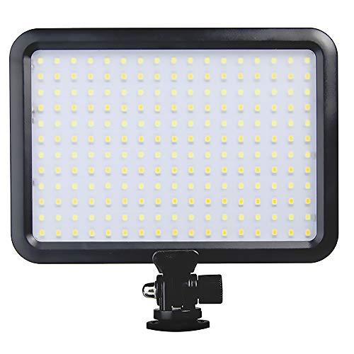 (Savage LED204 Luminous Pro On-Camera Bi-Color LED Light)