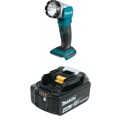 Makita DML802 18V LXT Lithium-Ion Cordless L.E.D. Flashlight with Bare Tool