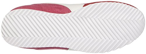 Diadora Unisex Adults' Jog Light C Sneaker Low Neck Red (Rosso Scarlatto) YG3wpu